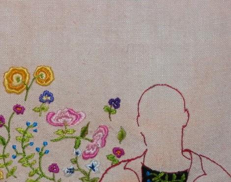 The gardener    detail